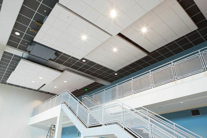 Acoustical Ceiling Geba Interiors