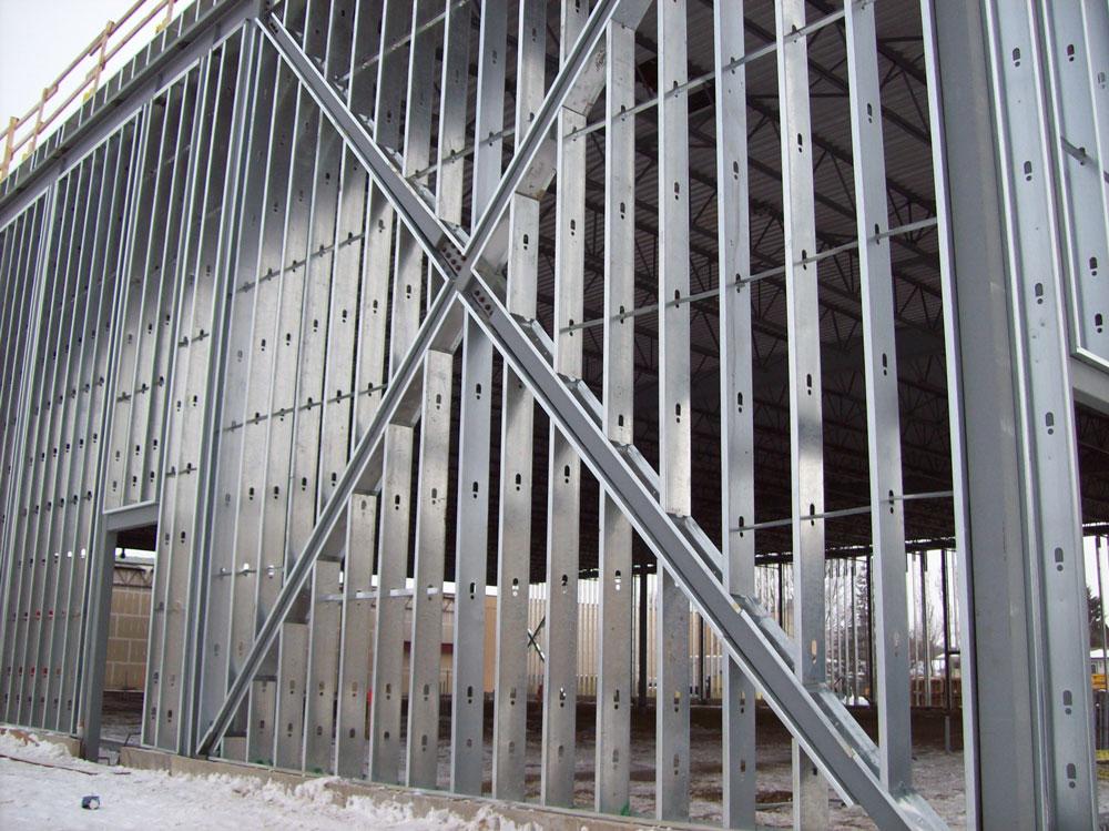 Steel Framing – GEBA INTERIORS