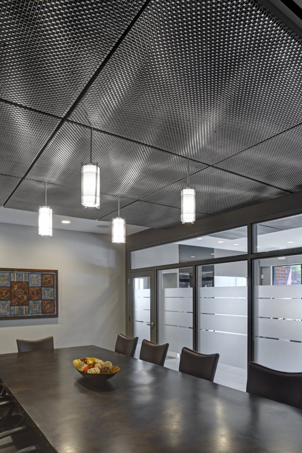 Acoustical Ceiling Geba Interiors