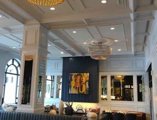 Chateau Lake Louise – Bar, Lounge and Kitchen Reno